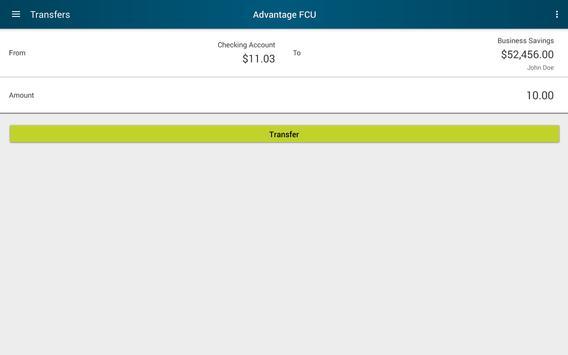 Advantage Federal Credit Union, Rochester NY screenshot 10