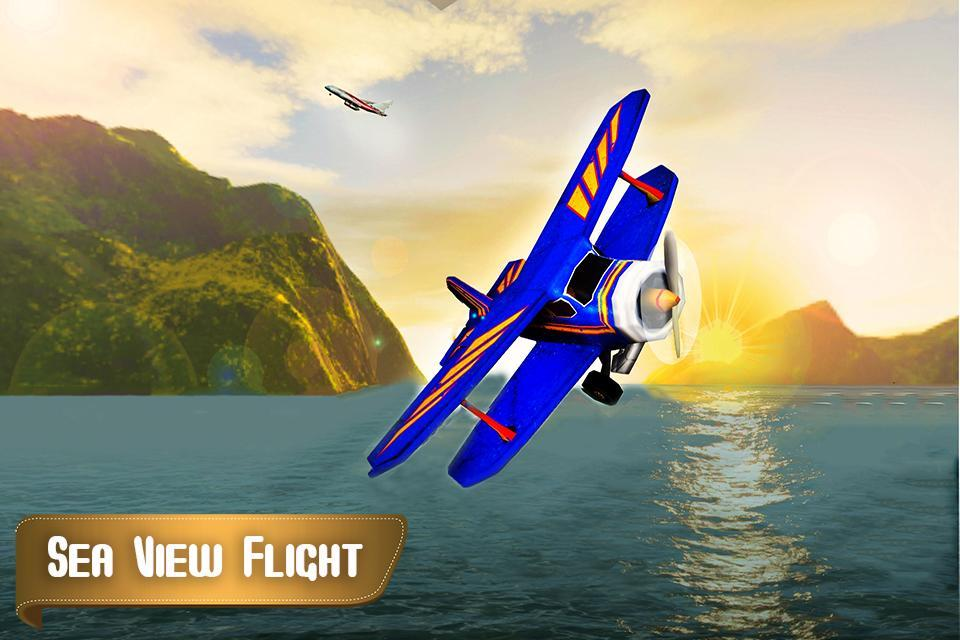 Airplane flight Simulator: Flying Games 2019 for Android