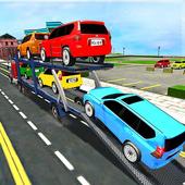 Extreme Car Transporter Trailer 2017 icon