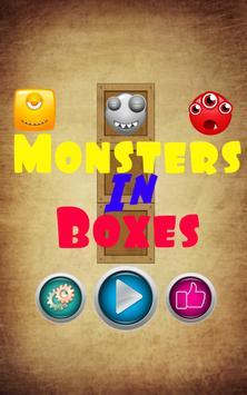 Monsters In Box apk screenshot