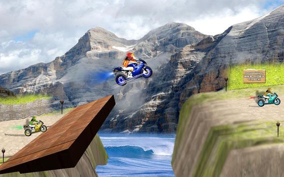 Downhill Bike Rider apk screenshot
