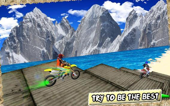 Beach Moto Bike Stunts apk screenshot