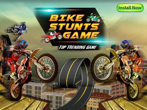 Bike Stunts Game screenshot 14