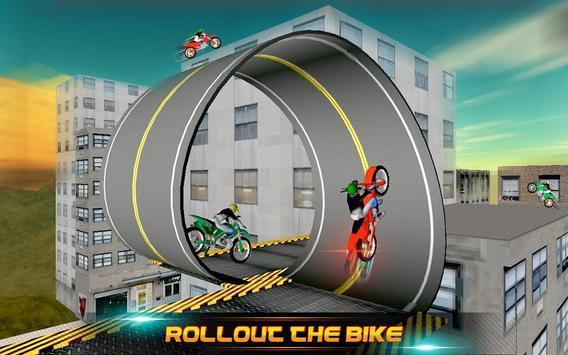 Bike Stunts Game screenshot 1