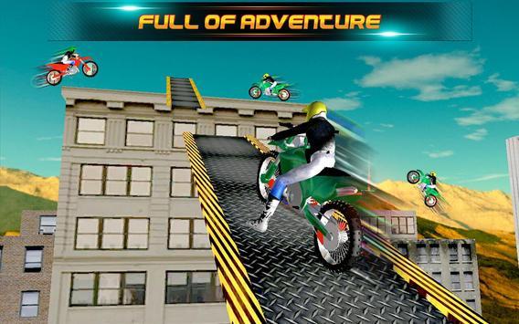 Bike Stunts Game screenshot 2