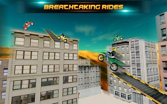 Bike Stunts Game screenshot 5