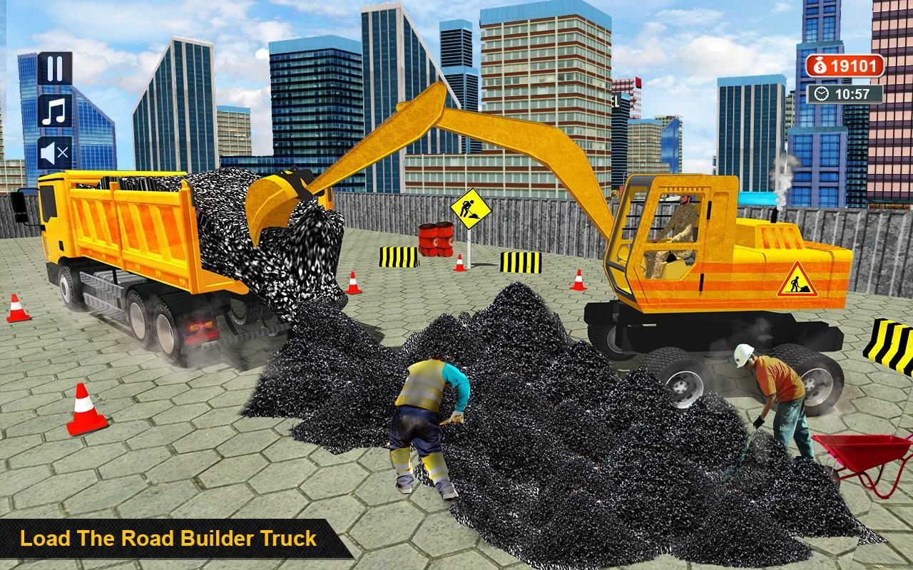 Real Road Construction Simulator for Android - APK Download