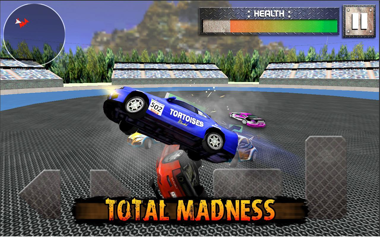 Demolition Car Wars 3D for Android - APK Download