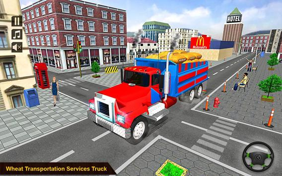 Indian Truck Cargo Duty Driver apk screenshot