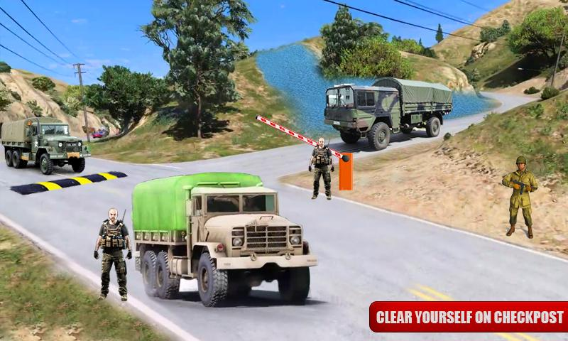 US Army Truck Simulator 3D Game for Android - APK Download
