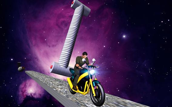 Gravity Bike Race poster