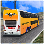 Mountain Offroad Bus Simulator Drive 3D icon
