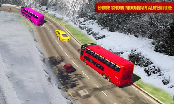Passenger Bus: Hill Station 3D apk screenshot