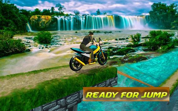 Jungle Bike Race poster
