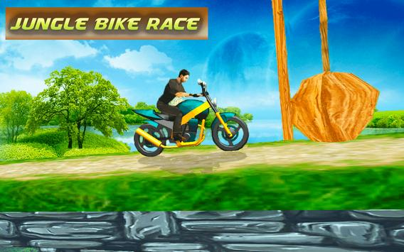 Jungle Bike Race screenshot 11