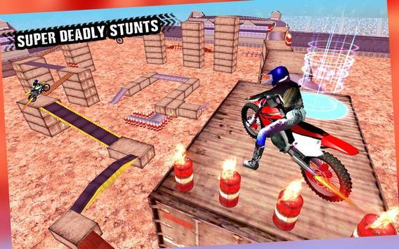 Killer Bike Stunts poster