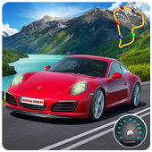 Fast car Driving: Offroad Simulator icon