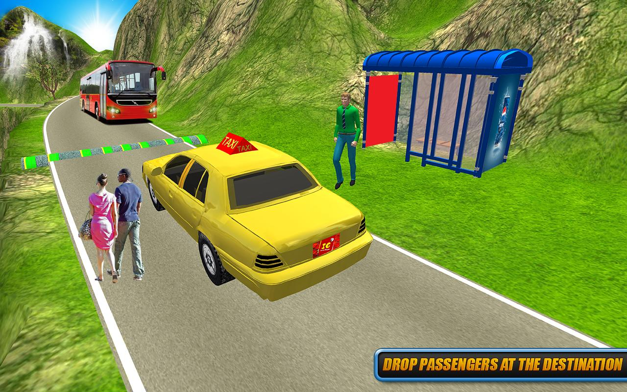 Crazy taxi cab driver 3d for android apk download.