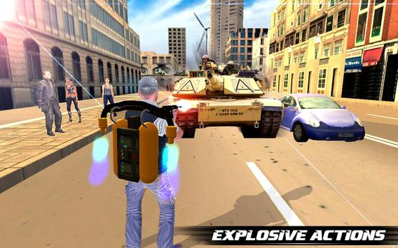 Jetpack Shooter Hero screenshot 3