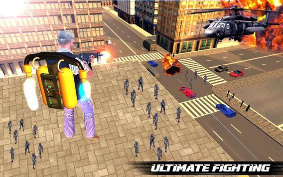 Jetpack Shooter Hero screenshot 12