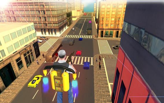 Jetpack Shooter Hero screenshot 4