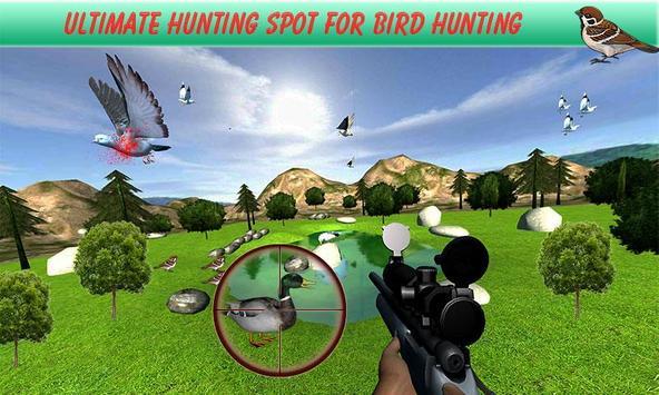 Sky Fly Birds Hunter Sniper apk screenshot
