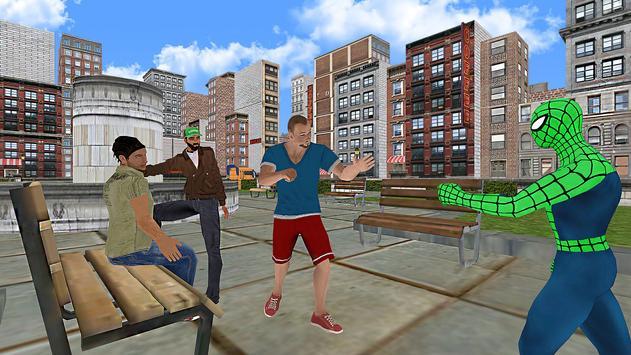 Spider Superhero City Battle screenshot 7