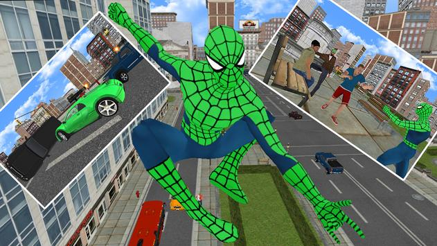 Spider Superhero City Battle screenshot 8