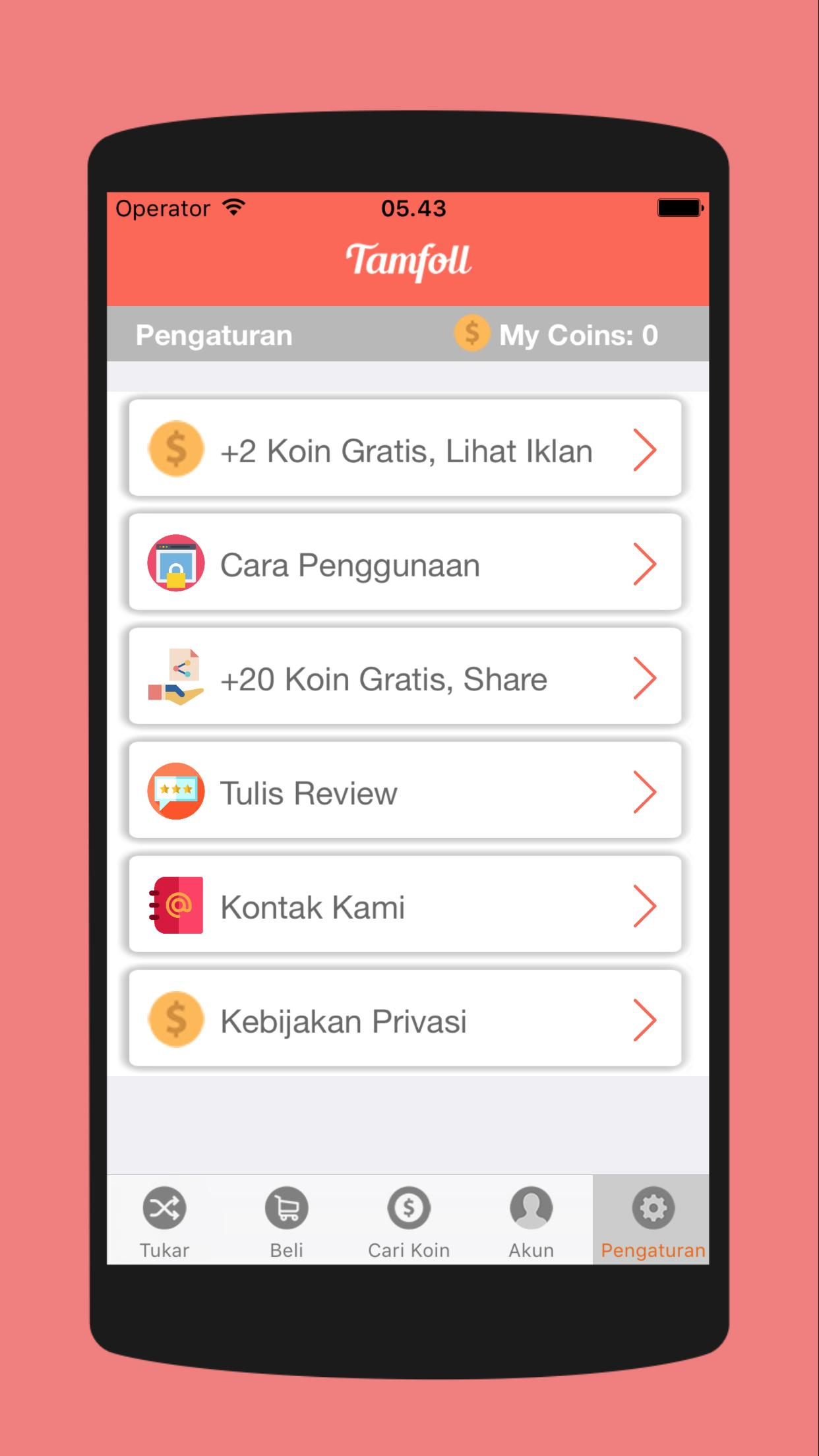 Tamfoll Tambah Followers Ig Indonesia For Android Apk Download