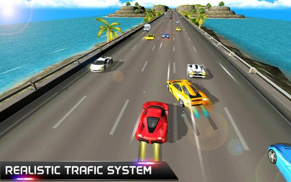 Car Racing in Traffic screenshot 4