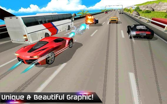 Car Racing in Traffic screenshot 1
