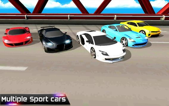 Car Racing in Traffic screenshot 3