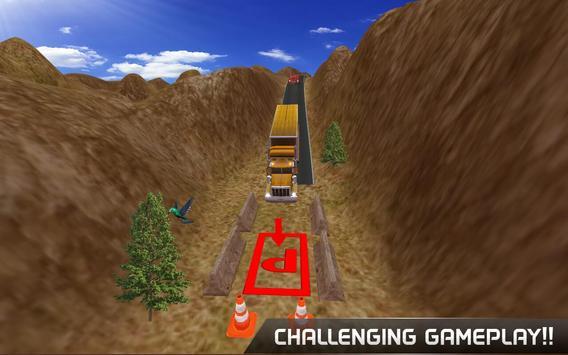 Extreme Trailer Truck Driver apk screenshot