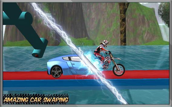 Moto Car Racer 3D poster