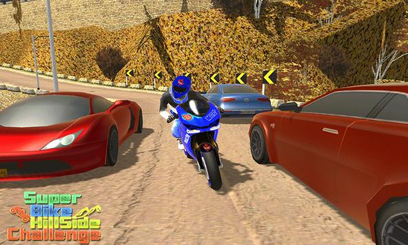 Super Bike Hillside Challenge apk screenshot