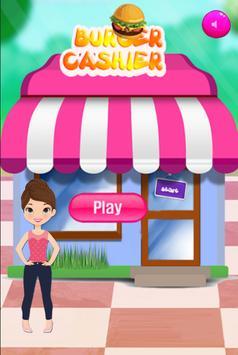 Bakery Cashier Blitz poster
