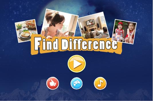 Find Difference 2016 Free poster