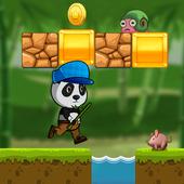 Running Panda icon