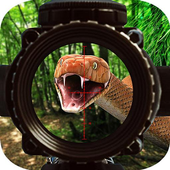 Slithering Snake Hunter 3D 🐍 icon