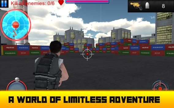 Spy On The Mission 3D screenshot 5