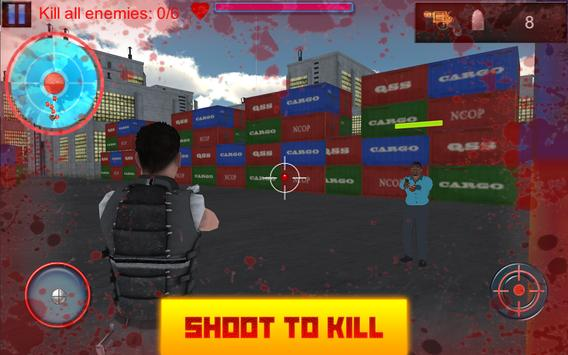 Spy On The Mission 3D screenshot 6