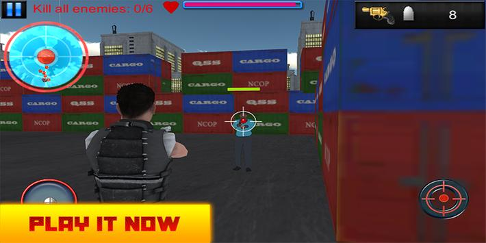 Spy On The Mission 3D screenshot 2