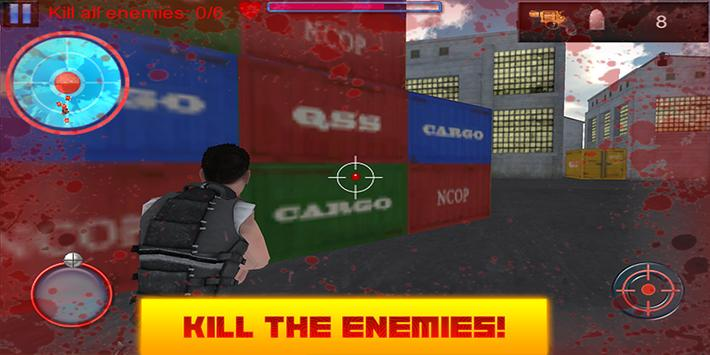 Spy On The Mission 3D screenshot 3