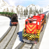 Train Simulator 3D icon