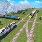 Euro Train Simulator 2017 icon