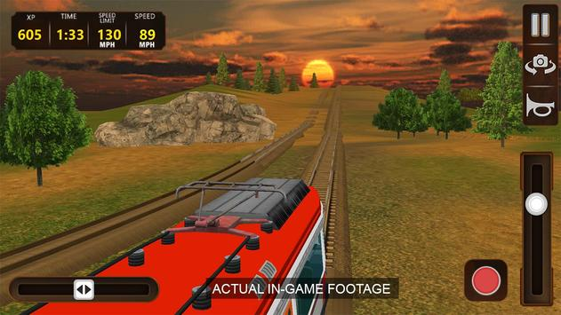 Euro Train Simulator 2017 screenshot 1