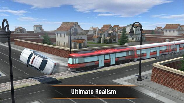 Euro Train Simulator 2017 screenshot 2