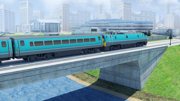 Euro Train Simulator 2017 screenshot 3