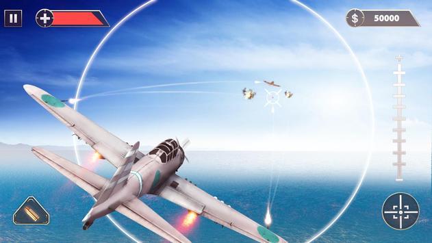 Airplane Pilot Shooter poster