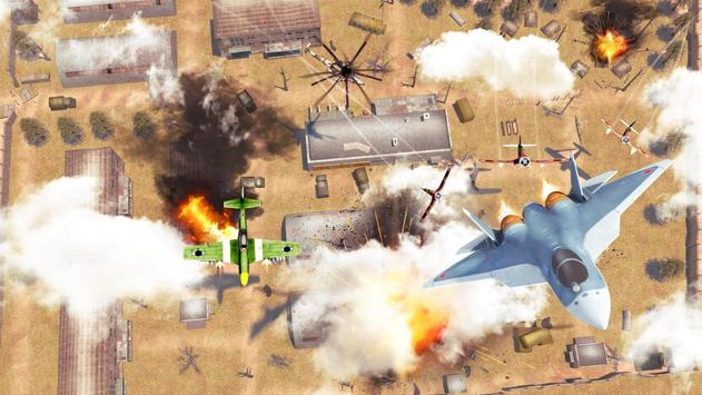Airplane Pilot Shooter screenshot 14